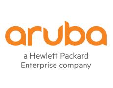 HPE Aruba logo