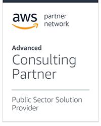 AWS advanced consulting partner public sector logo