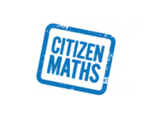 Citizen Maths logo