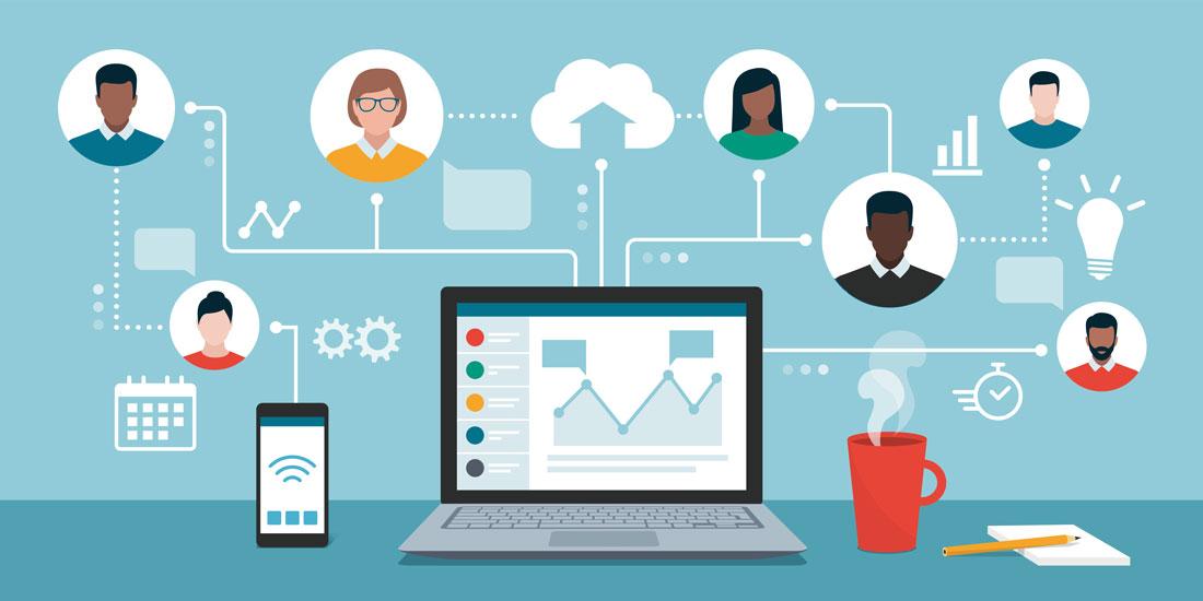 Connectivity illustration