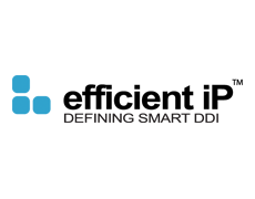 Efficient IP logo