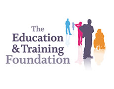 The Education & Training Foundation logo
