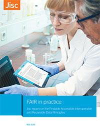 FAIR in practice report cover