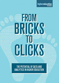 From Bricks to Clicks report front cover