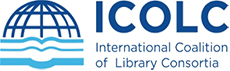 ICOLC (International Coalition of Library Consortia) logo