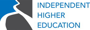 Independent Higher Education logo