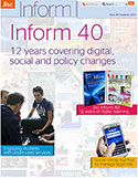 Jisc Inform - Issue 40