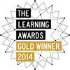 Learning Awards 2014 logo