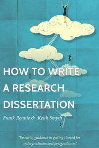 Research dissertation e-textbook cover