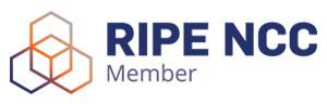 RIPE NCC member logo