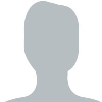 grey silhouette of head on white background
