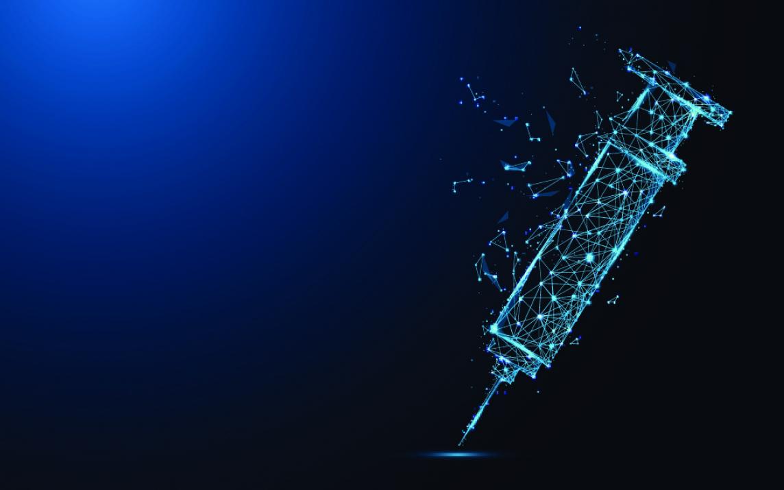 Abstract syringe