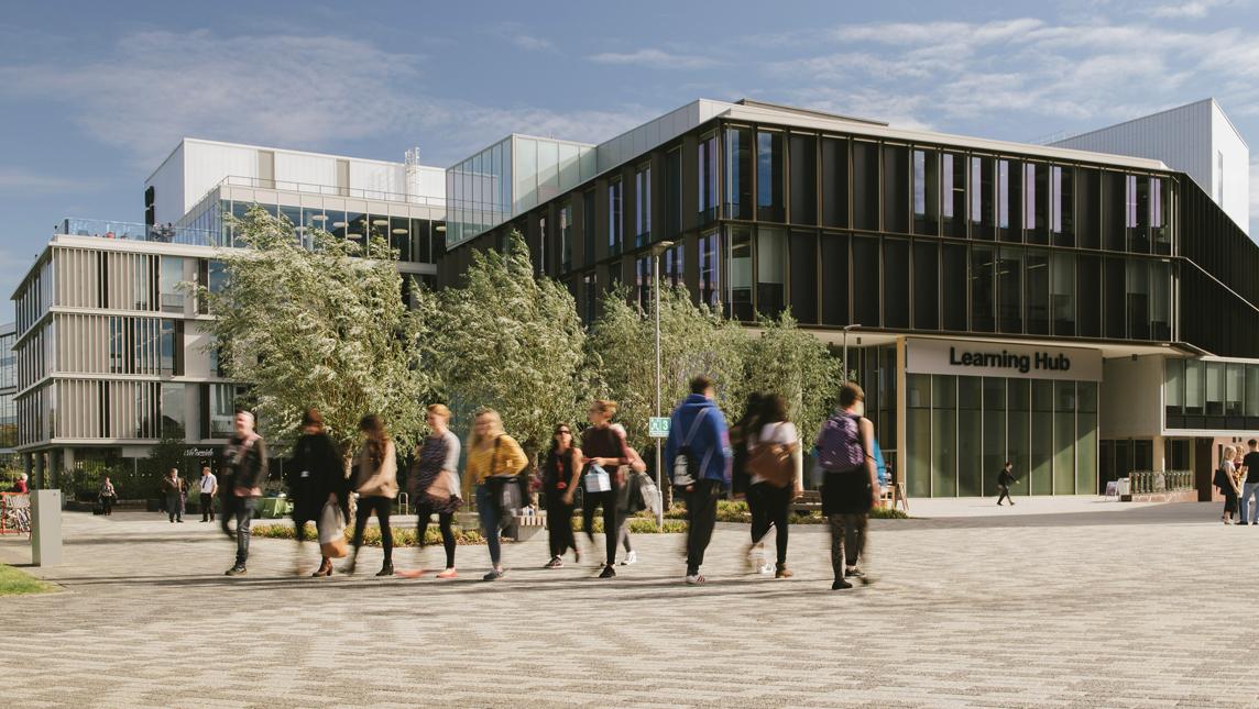 University of Northampton Learning Hub