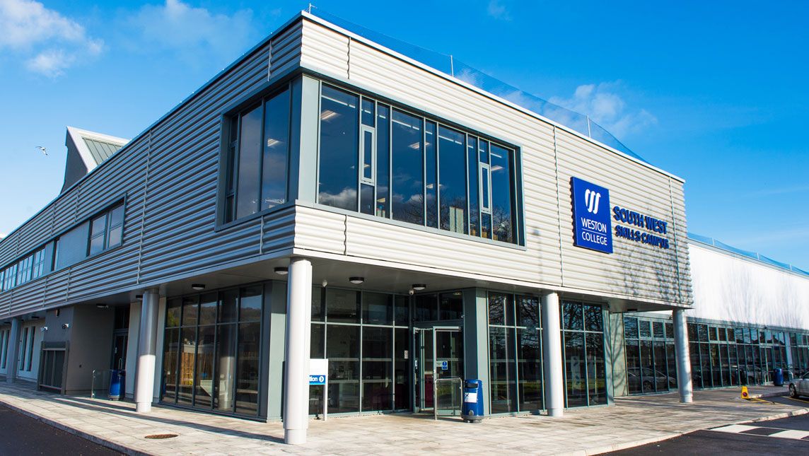 Weston College's South West Skills Campus