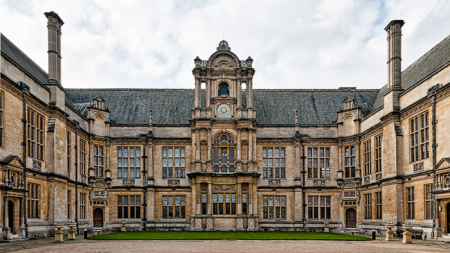 The Examination Schools, Oxford