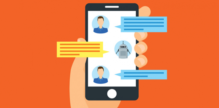 Chatbot illlustration
