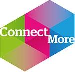 Connect More logo