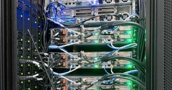 Infinity shared data centre