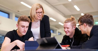 Deborah Millar, director of IT, Salford City College