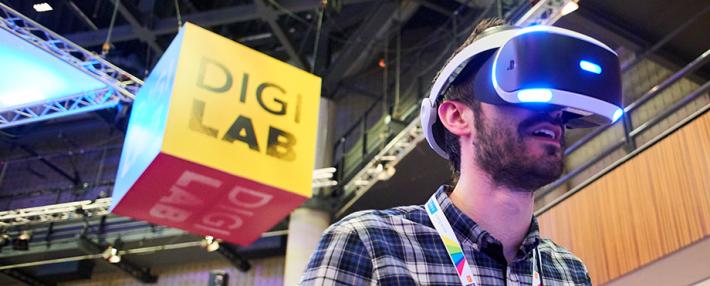 Digi Lab at Digifest 2017