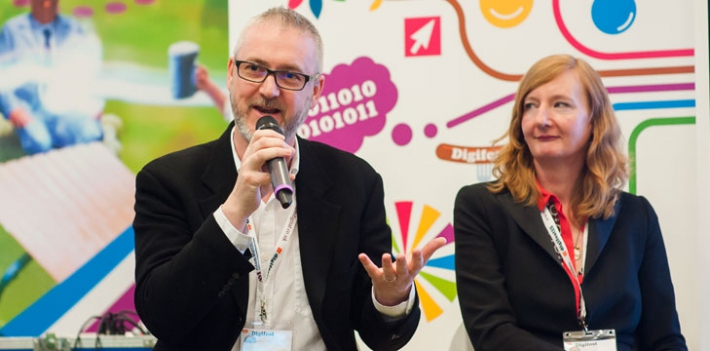 Speakers at Jisc Digital Festival 2015