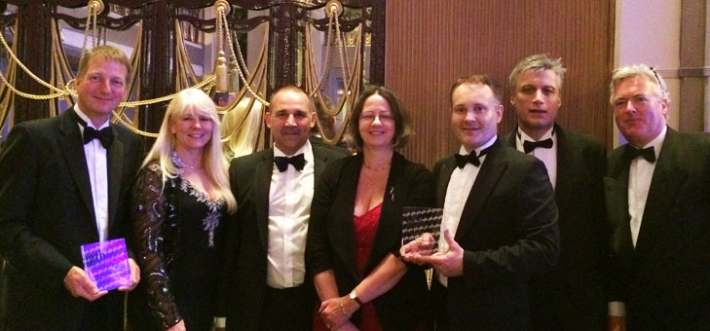 Janet6 winners at the Global Telecoms Business Awards