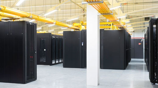 Virtus shared data centre