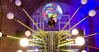 """Neurosis """"ride out of your mind"""" at Nesta FutureFest 2015"""