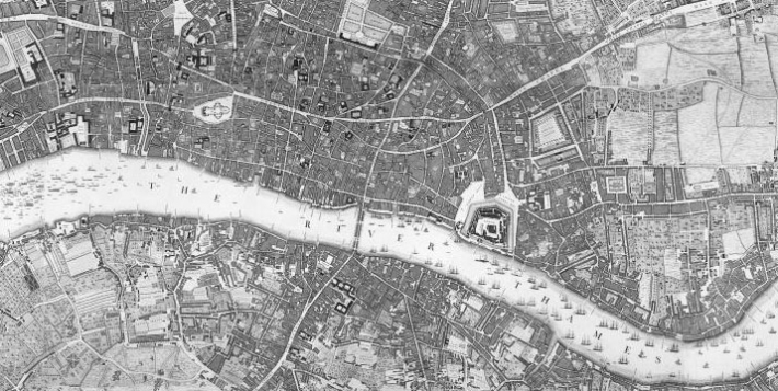 Interactive Maps Reveal Londons History In Unprecedented Detail - London map historical