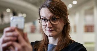 Jisc Summer of Student Innovation winner Marta Stalmaszak