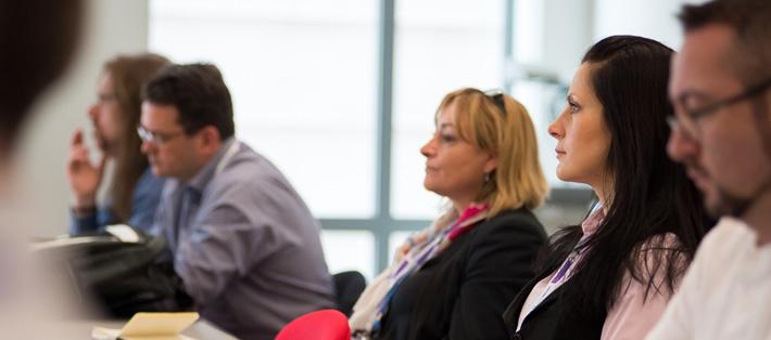 Delegates at Networkshop44