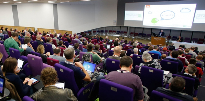 Networkshop 43 delegates