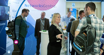 Exhibitors at Networkshop45