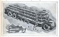Retro-Futurism: Ultra-Crazy Bus of the Future