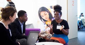 Summer of Student Innovation workshop 2014