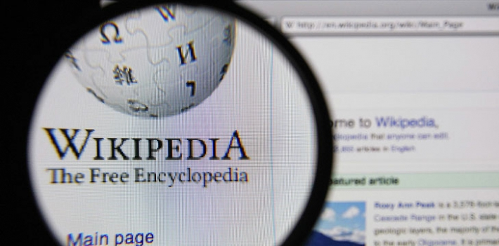 Wikipedia through a magnifying glass