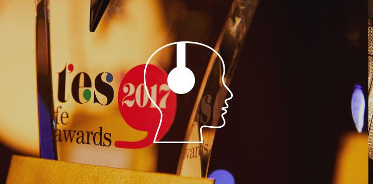 TES FE award 2017