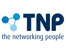 The Networking People logo