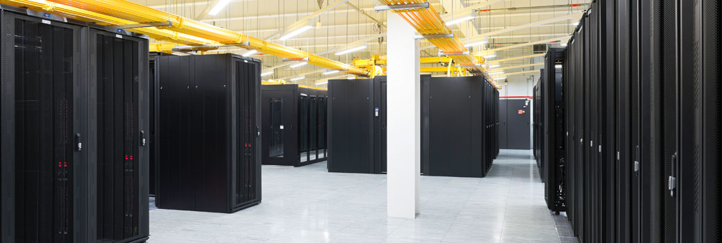 Virtus shared data centre