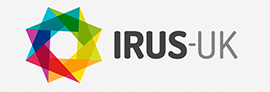 IRUS-UK logo