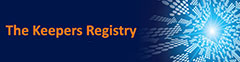 The Keepers Registry logo