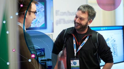 Delegates at Networkshop45