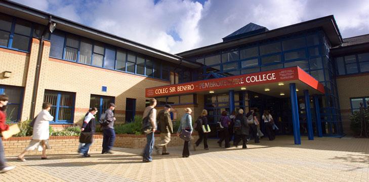 Pembrokeshire College