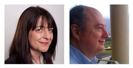 Rachel Bruce and Clifford Lynch