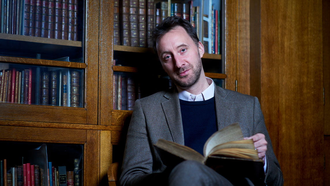 Raphael Hallett, director, Leeds Institute for Teaching Excellence, and associate professor in early modern history, University of Leeds